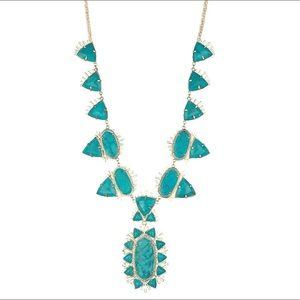 Kendra Scott Havana Necklace - Turquoise